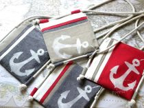 Summer Purses with Anchor Design by Daga